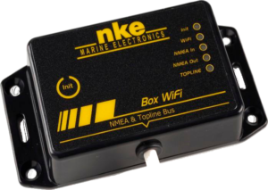 NKE Interfaccia WiFi box
