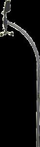 Nke Carbowind anemometro Testa d'Albero direzione vento