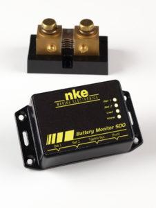 NKE Sensore Controllo Batterie 500A