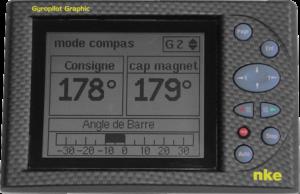 NKE Display Multifunzione Gyrografico Comando Autpilota