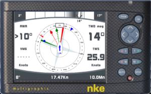 Nke Multigrafico Color Display Indicatore Multifunzione