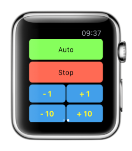 NKE App Display Pro Mobile Smart Watch
