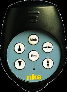 NKE Comando Remoto Wireless Display Multifunzione