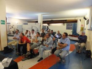 Corso di formazione tecnici NKE Italia Genova 2016