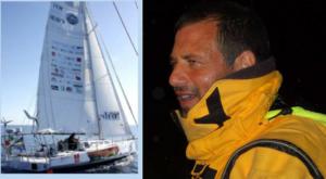 Matteo Miceli barca ecologica Eco40