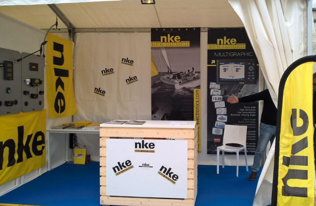 Nke Marine Electronics VELAfestival 2017 Santa Margherita