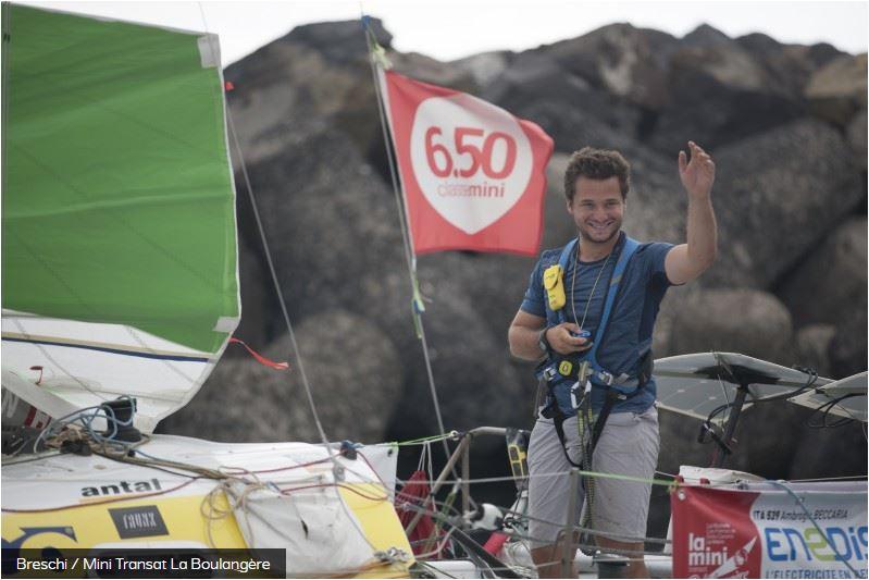 Ambrogio Beccaria Mini Transat 2017 vela