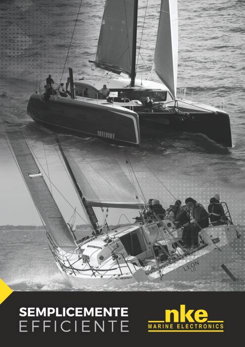 Catalogo NKE Marine Electronics Italiano